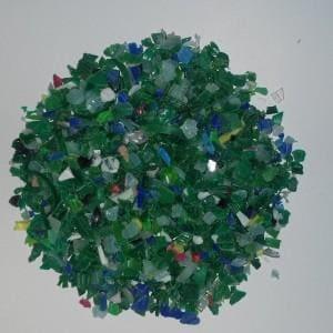 granulaty zielone